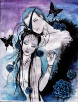 Paradise Kiss by wickedwish