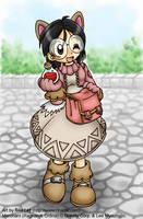 RO: Rina the merchant by rinacat