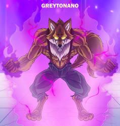 Lavender Drug Power Up by Greytonano