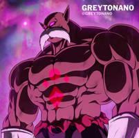 God of Destruction Toppo by Greytonano