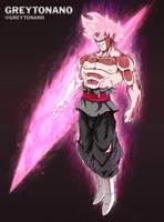 Goku Black Migatte No Gokiu V1 by Greytonano