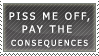 piss me off, pay the... stamp by mitchie-v