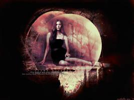 Elena Gilbert by mitchie-v