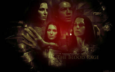 The Blood Rage by mitchie-v