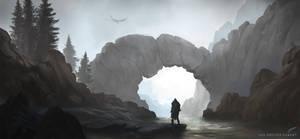Dragon Hunt by JanPhilippEckert