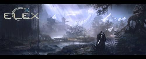 ELEX - A Piranha Bytes Game - Promoartwork by JanPhilippEckert