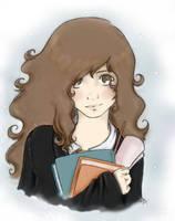 Hermione Granger by christy-mac