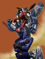WWII Cobra-Transformers by GideonHoss