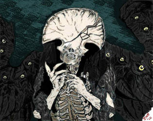 Death Angel by JonnyNova