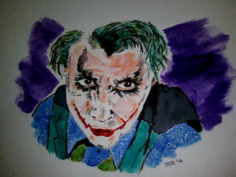 The Joker by JonnyNova