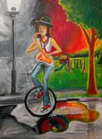 Jazzin' Up Life by ArtisinmyHeart