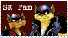 SWAT Kats fanstamp by The-Starcow