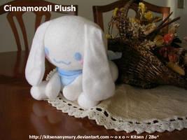 Cinnamoroll Plush by KitsenAnyMury