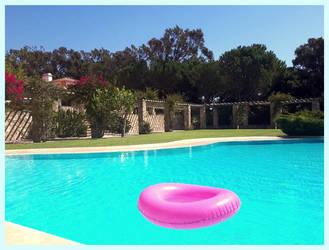 Swimming pool by Mrowka333