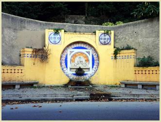 Fountain by Mrowka333