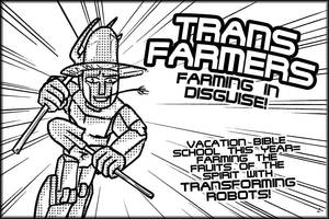 TRANSFARMERS poster by holyd490