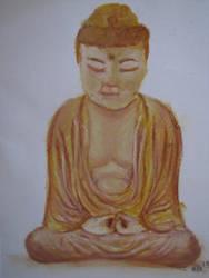 Buddah by Frankenska13