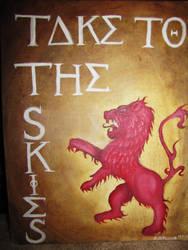 Take To The Skies by Frankenska13