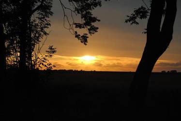Sunset by UntoteDrecksau