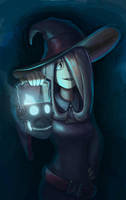 Little Witch Academia: Sucy by MainSideburn