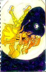 Twinkle twinkle little star by sephiroth72603