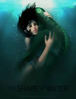 Shape of the water by NemuMajo