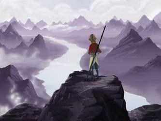 Avatar: The Last Airbender by Kerpa100