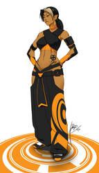 Onya Adeoye II by Blasian89