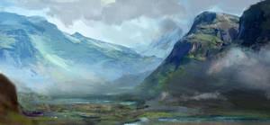 Landscape by tatitati