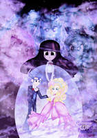Friendship and Curse for a Princess by jucamovi1992