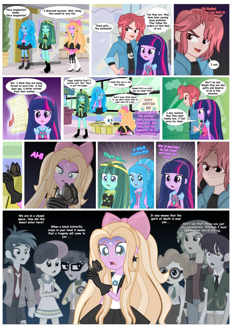 MLP_Comic_Twilight and Aphrodite's magic_06 by jucamovi1992