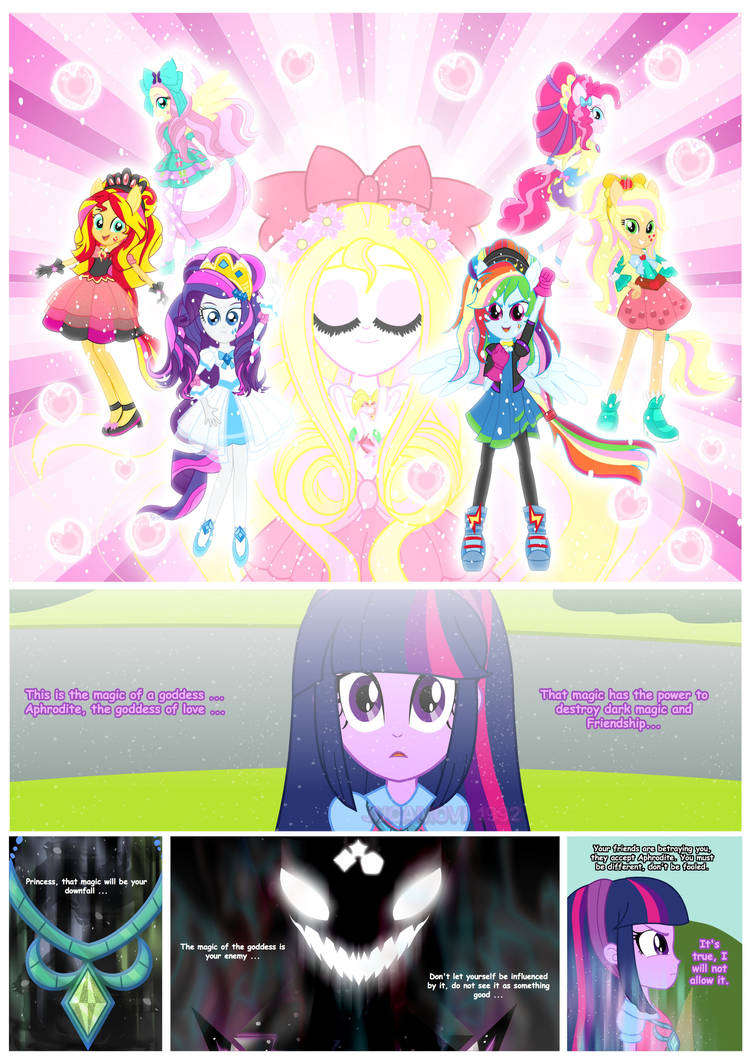 MLP_Comic_Twilight and Aphrodite's magic_12 by jucamovi1992