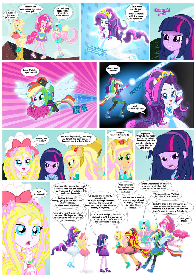 MLP_Comic_Twilight and Aphrodite's magic_13 by jucamovi1992