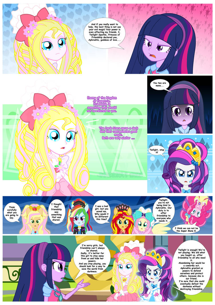 MLP_Comic_Twilight and Aphrodite's magic_14 by jucamovi1992