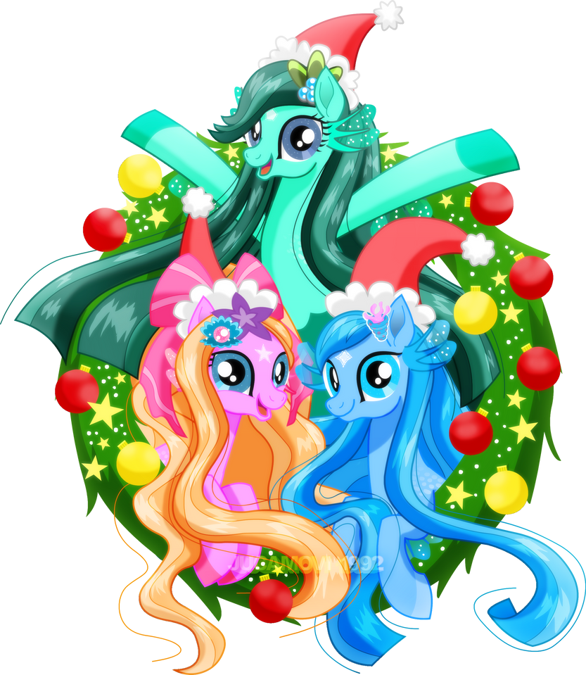 Merry Christmas and a happy new year_01 by jucamovi1992