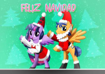 Feliz Navidad_2018_Flashlight by jucamovi1992