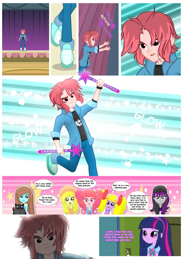 MLP_Comic_Twilight and Aphrodite's magic_17 by jucamovi1992