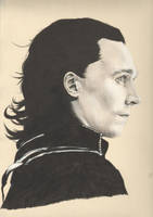 Loki by RobynTrower