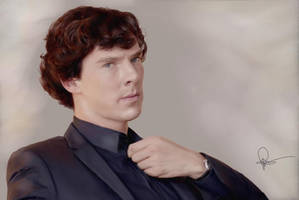 Consulting Detective by RobynTrower