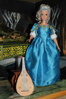 Elizabeth Charlotte Madame Palatine by Menkhar