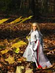 King Thranduil in his Realm by Menkhar