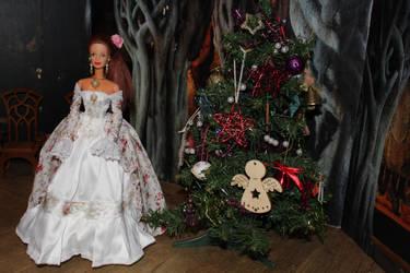 Christmas tree by Menkhar