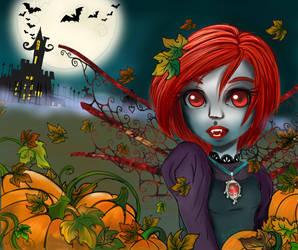 Halloween Night by Linnzy