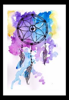 Dreamcatcher -Heart by Linnzy