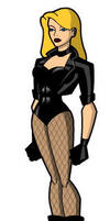 Black Canary by billiebob72088