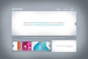Portfolio design by FIAMdesign