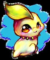 Chikorita! by Silver-Artemis-Moon