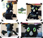 Plush - Poemon by xuza