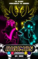 Digimon Sleepers by xuza