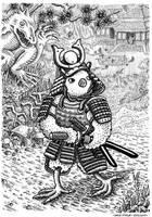 DWDW - Samurai by DavidStaege